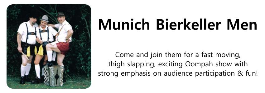 Munich Bierkeller Men