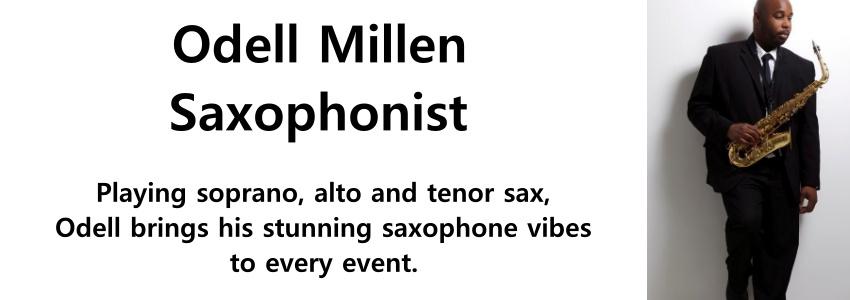 Odell – Saxophonist